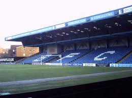 Gigg Lane / Bury FC (Photo courtesy of Trip Advisor)